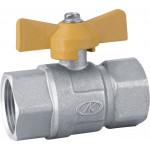 Кран шаровый газовый AOSKER ВВ 1002 Ду15, Ру5