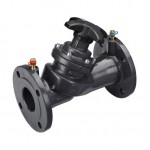 Вентиль балансировочный MSV-F2 Danfoss Dn150