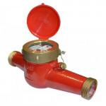 Счетчик горячей воды Gross MTW-90° Dn25