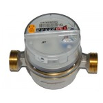 Счетчик холодной воды  Sensus Residia Jet40°C Ду15