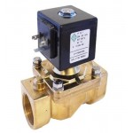 Электромагнитный клапан ODE НЗ EPDM/FKM, Dn15