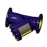 Фильтр осадочный фланцевый Z-821 ZETKAMA S.A, Dn150