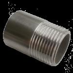 Резьба короткая AISI-304, Dn50
