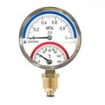 Термоманометр ДМТ-05080 радиальный 0,6 МПа 120°C