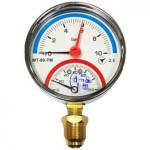 Термоманометр МТ-80-ТМ радиальный 10 bar 120°C