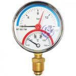 Термоманометр МТ-80-ТМ радиальный 16 bar 150°C