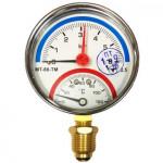 Термоманометр МТ-80-ТМ радиальный 6 bar 120°C