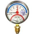 Манометры и термометры - Термоманометры
