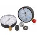Контрольно-измерительные приборы - Манометры и термометры
