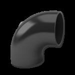 Отвод эмалированный  Dn57х3,5